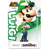 Amiibo 'Super Mario Bros' - Luigi