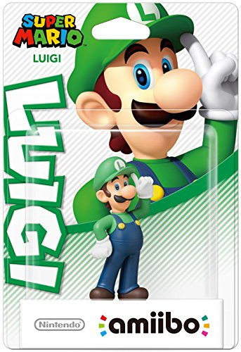 239 opinioni per Amiibo Luigi- Super Mario Collection