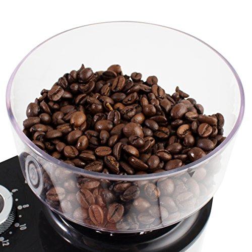 Suntec Wellness 28731 Coffee Grinder, Stainless Steel by Suntec Wellness (Image #2)