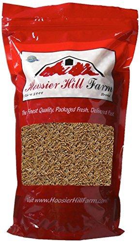 Whole Caraway Seeds (2 lb) by Hoosier Hill Farm by Hoosier Hill Farm