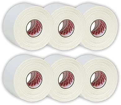 Mueller Athletic Tape White - 1 1/2 x 15 yards (mTape) (6)