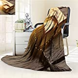 Decorative Throw Blanket Ultra-Plush Comfort islamic holy book quran Soft, Colorful, Oversized | Home, Couch, Outdoor, Travel Use(60''x 50'')