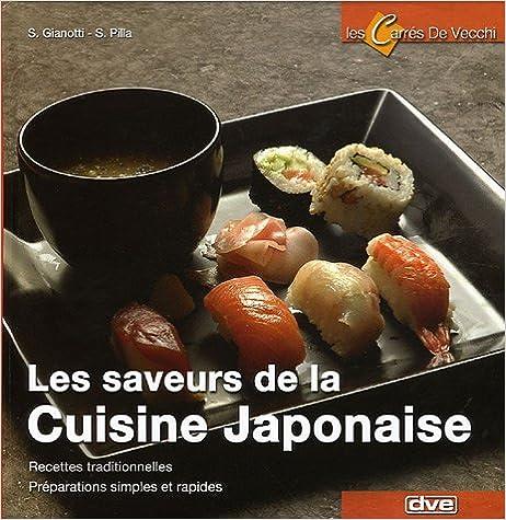 Les saveurs de la cuisine japonaise pdf epub