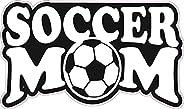 Soccer Mom Decal 5&