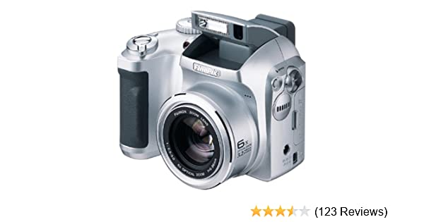 amazon com fujifilm finepix 3800 3mp digital camera w 6x optical rh amazon com FinePix A203 Fujifilm Digital Camera