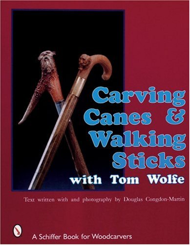 Carving Canes & Walking Sticks with Tom Wolfe (Walking With James Martin)