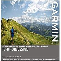 010-12746-00 Garmin TOPO France v5 Pro - France entière + DROM-COM Pro 2019 sur MICROSD
