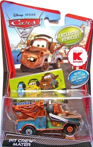 Disney / Pixar CARS 2 Movie Exclusive 155 Die Cast Car Pit Crew Mater