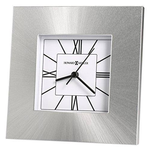 Howard Miller Kendal Clock (Silver Roman Markers)