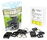 Country Brook Design | 3/4 Inch Deluxe Dog Collar Kit