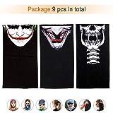 JOEYOUNG Headwear, Bandana Neck Gaiter Face Cover