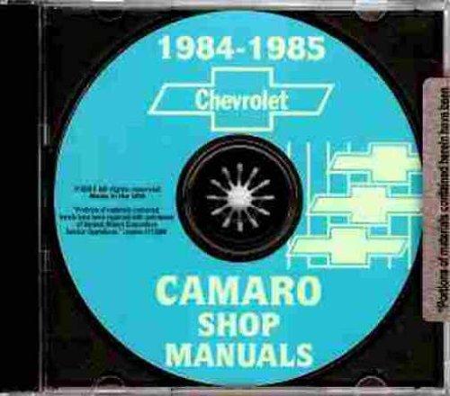 1984 camaro repair manual - 4