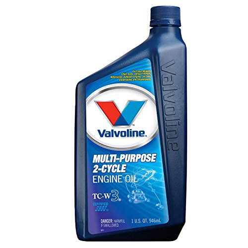 Tc W3 2 Cycle Engine (Valvoline 2 Cycle TC-W3 Multi-Purpose Motor Oil - 1qt (Case of 6) (822384-6PK))