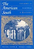 The American South, Cooper, William J., Jr. and Terrill, Thomas E., 007064439X