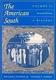 The American South, Cooper, William J., Jr. and Terrill, Thomas E., 007064439X