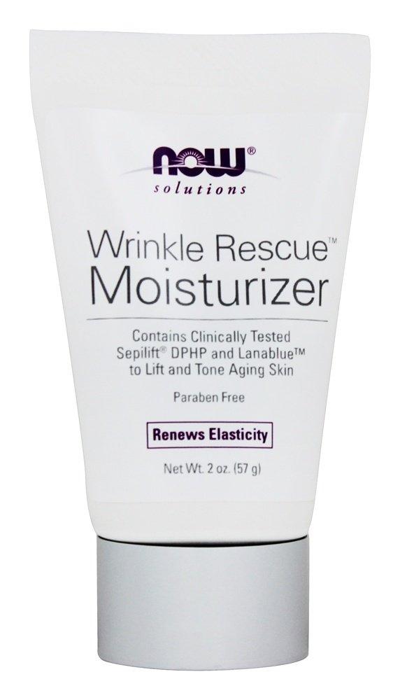Now Foods Wrinkle Rescue 2 oz Cream, 2.0 oz