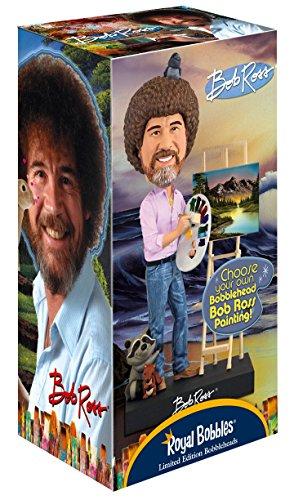 51ZV6B5BP8L - Bob Ross Bobblehead