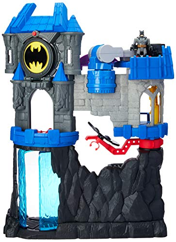 Super Set Castle - Fisher-Price Imaginext DC Super Friends, Wayne Manor Batcave