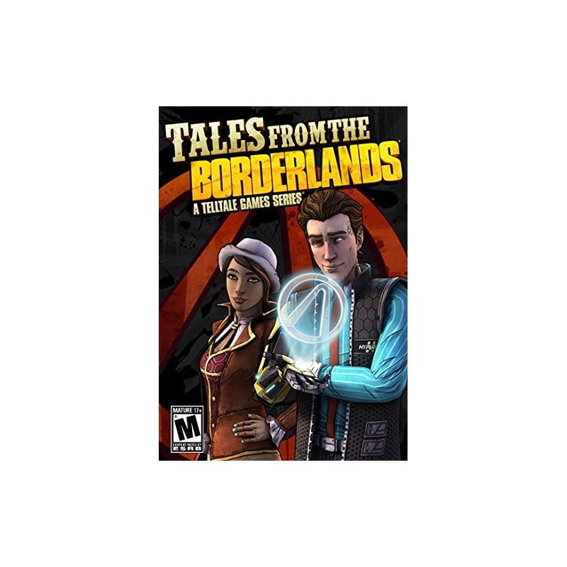 Tales from The Borderlands [Steam download] [Online Game Code]