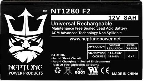 ub 1280 battery - 5