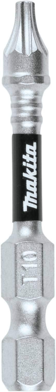 Makita E-00963 Impact XPS/™ T10 Torx 2 Power Bit 5//pk