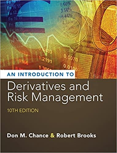 Introduction to derivatives and risk management with stock trak introduction to derivatives and risk management with stock trak coupon 10th edition fandeluxe Gallery