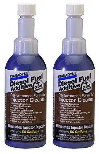 Stanadyne Performance Formula Diesel Injector Cleaner-Qty 2, 16oz Bottles # 43564 by Stanadyne