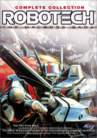 Robotech - The Macross Saga - Complete Collection