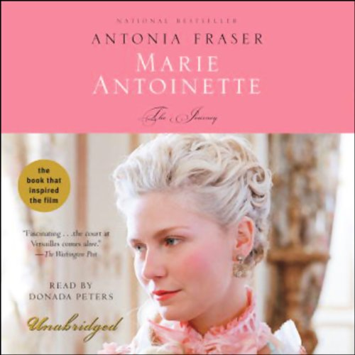 Marie Antoinette: The Journey by Random House Audio