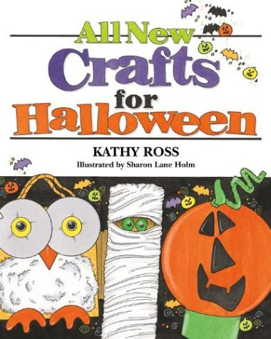 All New Crafts For Halloween (All New Holiday
