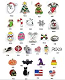 Holiday Charms, Choice of 4
