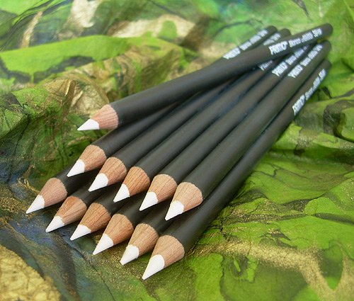 General B Primo Bianco Charcoal Pencil Box/12