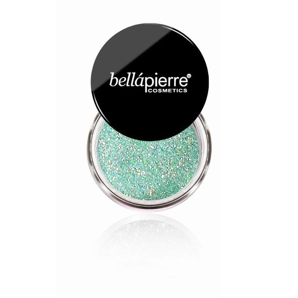 Bella Pierre Glitter Powder, Greentastic, 2.35-Gram