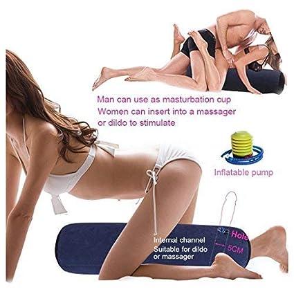 Cojín de sexo cojín Erotique - Cojín hinchable juguete ...