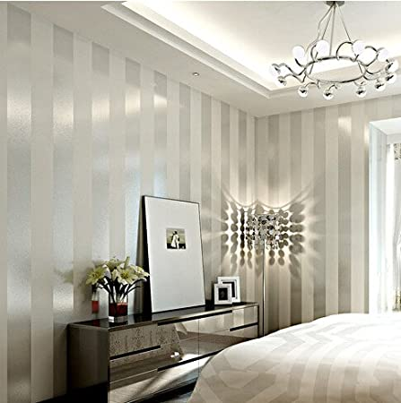LFNRR High Quality Simple And Modern Non Woven Wallpaper Bedroom Living Room Sofa TV Background