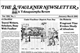 The Faulkner Newsletter Collected Issues, , 0916242668