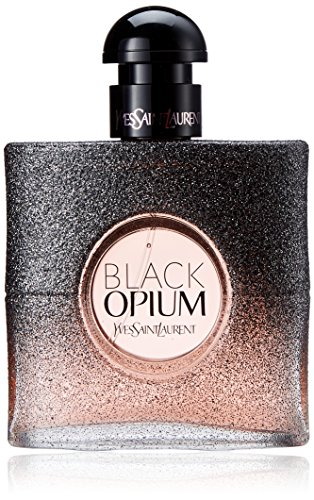 Yves Saint Laurent Black Opium Floral Shock Eau de Parfum Spray for WoMen, 1.6 Ounce
