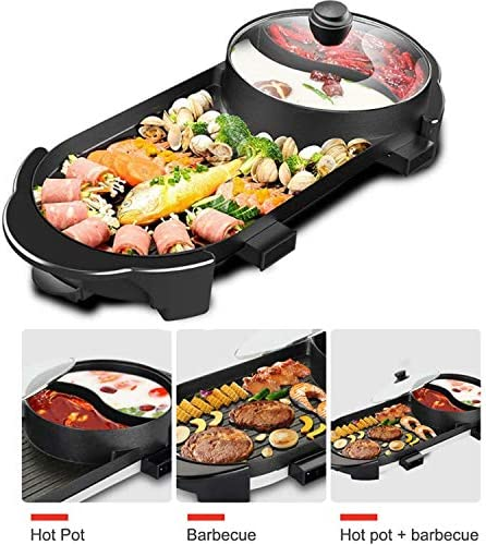 Multi Function Electric Barbecue Adjustable Weekend product image