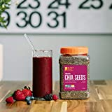 BetterBody Foods Organic Chia Seeds with