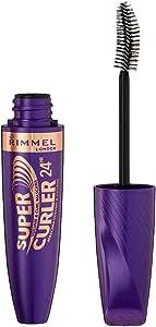 Rimmel London Supercurler Máscara de Pestañas Tono Black - 25,31 gr