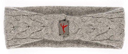 Cashmere Headband by Citizen Cashmere (Grey) (45 301-05-09)