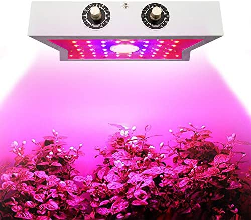 LED Plant Growing Lamps,1200W COB Full Spectrum Grow Light Adjustable 4 Brightness,Indoor Grow Lights for for Indoor Plants,Micro Greens,Clones,Succulents,Seedlings