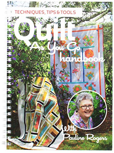 quilt as you go books - 4