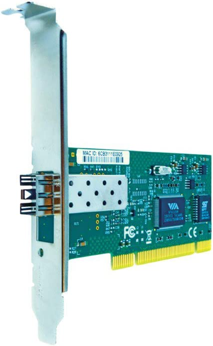 100Mbs Single Port Sfp Pci Nic Card
