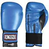 Ringside BG13 BLUE.LARGE Extreme Fitness Boxing Gloves Large Blue