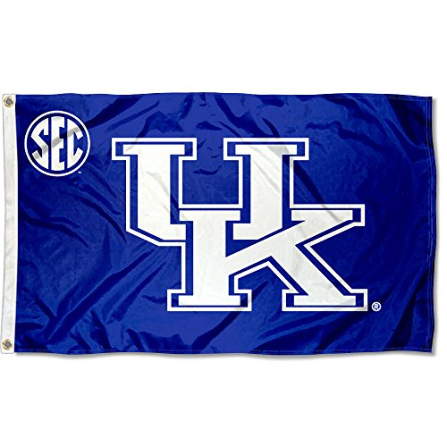 College Flags and Banners Co. UK Wildcats SEC 3x5 Flag