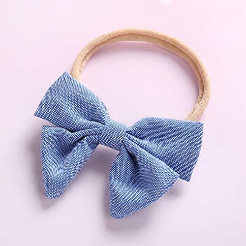 Z-Chen 8er Set Baby M/ädchen Stirnband Haarband