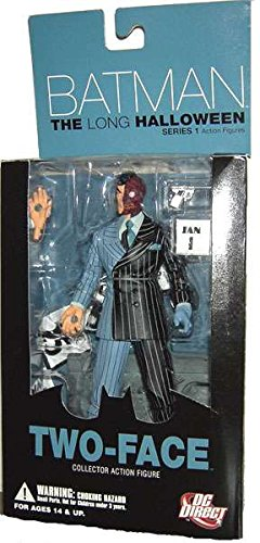 Batman The Long Halloween 1: Two-Face Action Figure