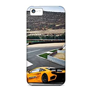Durable Mclaren Mp4 Gt3 Back Case/cover For Iphone 5c
