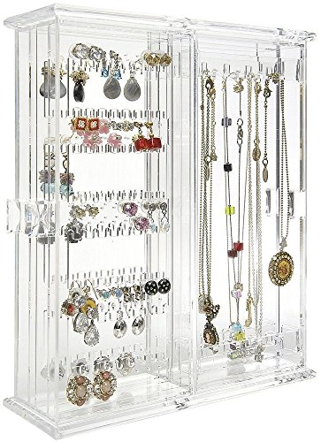 Necklace Acrylic Pearl (ARAD Earring Organizer, Necklace Holder, Jewelry Organizer, Bracelet Storage, Jewelry Holder, Jewelry Storage, Plastic Jewelry Hanger, Fine Jewelry Organization)